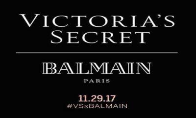 Victoria's Secret и Balmain анонсировали выход лимитированной капсульной коллекции: VSxBALMAIN. Эта коллаборация имеет особое значение для индустрии моды: впервые бренд нижнего белья сотрудничает с люксовым брендом для создания эксклюзивной коллекции.