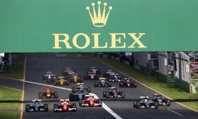 Компания Rolex поддержит Гран-При Формулы 1 в Сочи